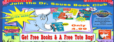 Dr. Seuss - Beginner Readers Club