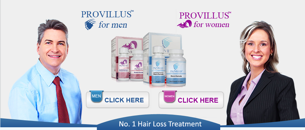 Provillus Review Hair Growth Treatment With Before And After